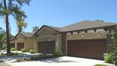 Deland Townhouse For Sale: 160 Cutbank Trail