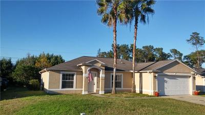 Volusia County Rental For Rent: 3248 Littlefield Street