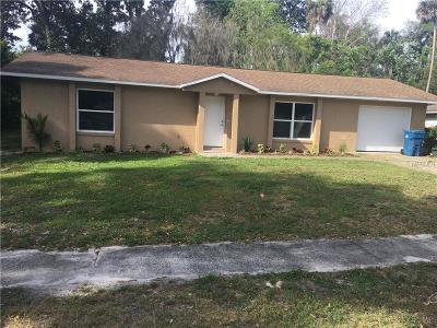 Daytona, Daytona Beach, Daytona Beach Shores, De Leon Springs, Flagler Beach Single Family Home For Sale