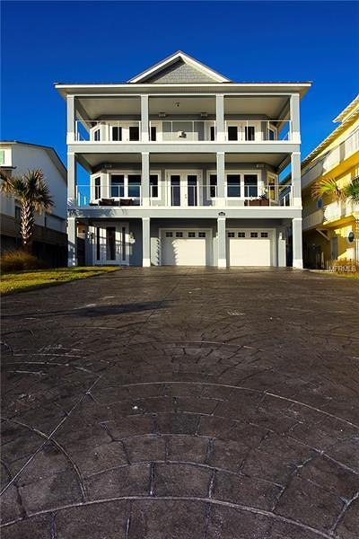 Volusia County Single Family Home For Sale: 6106 S Atlantic Avenue