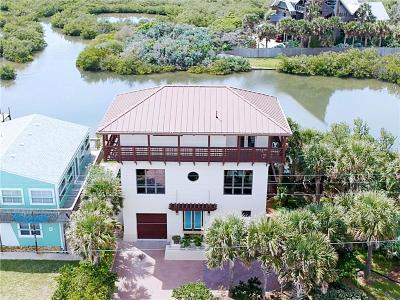 New Smyrna Beach Single Family Home For Sale: 5900 S Atlantic Avenue