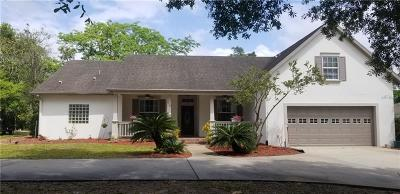 Debary Single Family Home For Sale: 218 Lakewood Drive