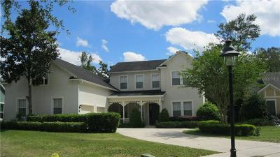 Deland Single Family Home For Sale: 608 Brookfield Terrace