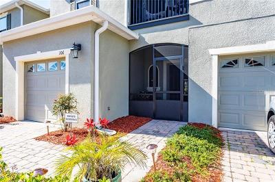 Daytona Townhouse For Sale: 106 Misty Glen Lane