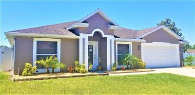 Deltona Single Family Home For Sale: 1510 Brayton Circle