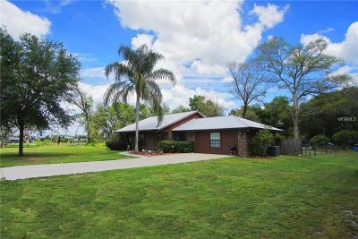 Pierson Single Family Home For Sale: 140 Turkey Shoot Road