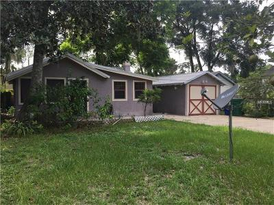 Deland Single Family Home For Sale: 338 S Clake Street