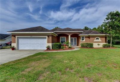Deltona Single Family Home For Sale: 2980 Little Court