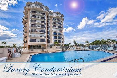 New Smyrna Beach Condo For Sale: 501 N Causeway #2050