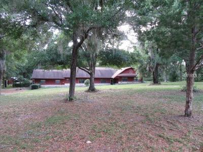 Deland Single Family Home For Sale: 2110 E Dale Circle