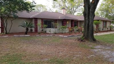 Longwood Single Family Home For Sale: 1700 Rutledge Road