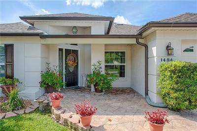 Port Orange Single Family Home For Sale: 1484 Nappa Drive