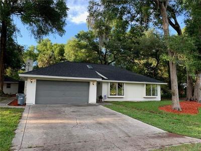 Lake Helen Single Family Home For Sale: 352 Clough Avenue