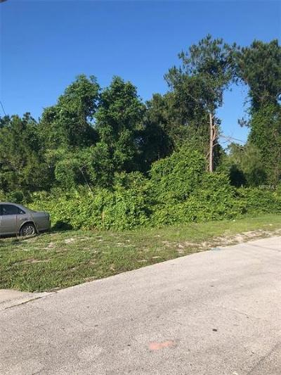 Deltona Residential Lots & Land For Sale: Newmark Drive
