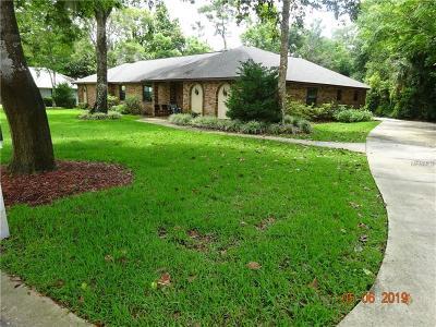 Ormond Beach Single Family Home For Sale: 42 River Ridge Trail