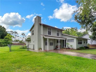 Deland  Single Family Home For Sale: 2051 3rd Avenue