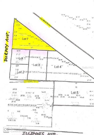 Orange City Residential Lots & Land For Sale: State Rd 472