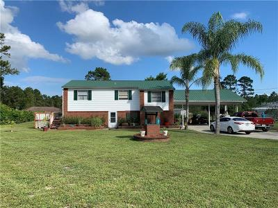 Deland  Single Family Home For Sale: 995 10th Avenue