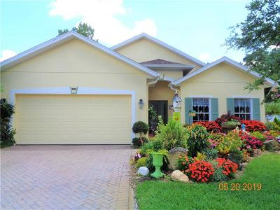 Deland Single Family Home For Sale: 354 Churchill Downs Boulevard