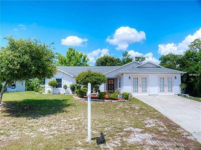 Deltona Single Family Home For Sale: 2524 Otis Avenue