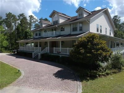Deltona Single Family Home For Sale: 1910 Old Train Road