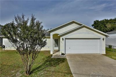 Deland Single Family Home For Sale: 851 Lindley Boulevard
