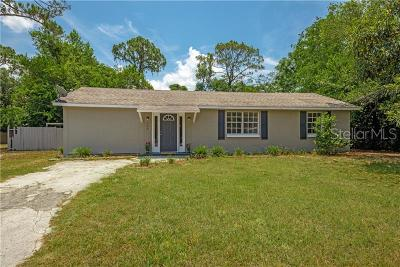 Debary Single Family Home For Sale: 329 Riviera Drive