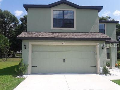 Deland Single Family Home For Sale: 433 Country View Circle