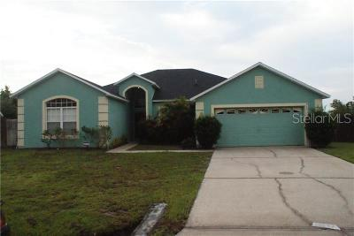 Kissimmee Single Family Home For Sale: 523 Brighton Court