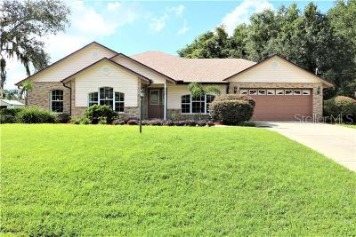 Deltona Single Family Home For Sale: 233 Council Bluffs Drive