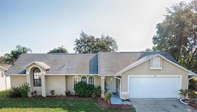 Deltona Single Family Home For Sale: 1535 Amy Circle