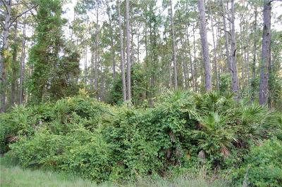 Eustis Residential Lots & Land For Sale: W Cashew Court