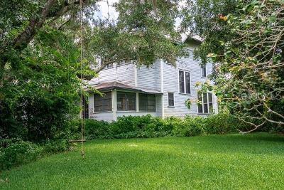 Sanford Single Family Home For Sale: 2200 Orange Boulevard