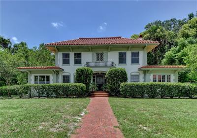 Deland Single Family Home For Sale: 518 E New York Avenue