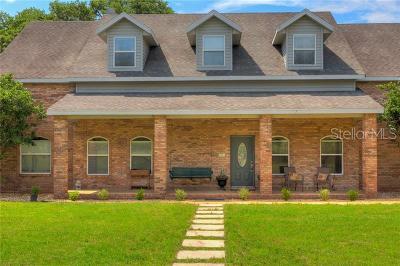 Pierson Single Family Home For Sale: 2000 Briar Creek Farms Road
