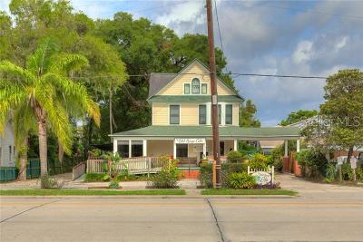Deland Single Family Home For Sale: 412 S Woodland Boulevard