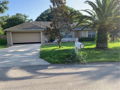 Orange City Single Family Home For Sale: 725 Oak Lane