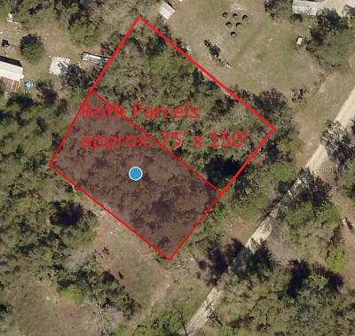 Eustis Residential Lots & Land For Sale: 40707 Dee Street