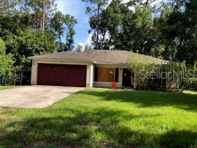 Orange City  Single Family Home For Sale: 1480 2nd Street