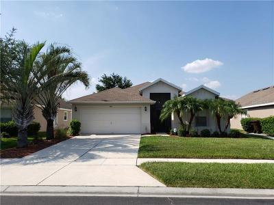 Kissimmee Single Family Home For Sale: 2811 Alton Drive