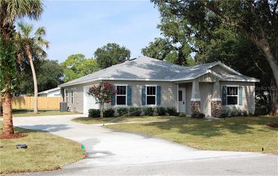 Edgewater Single Family Home For Sale: 1903 Sabal Palm Drive