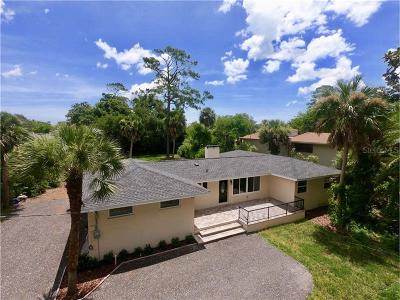 Ormond Beach Single Family Home For Sale: 275 Riverside Drive