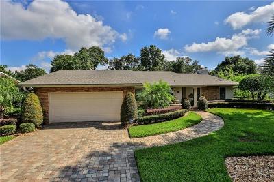 Apopka Single Family Home For Sale: 6601 Brenda Drive