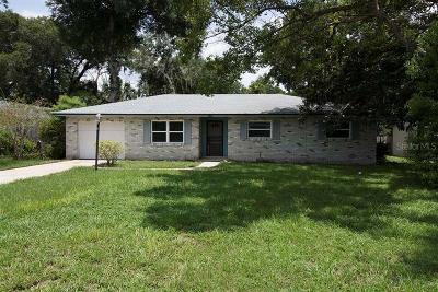 Deland Single Family Home For Sale: 1575 S Spring Garden Avenue