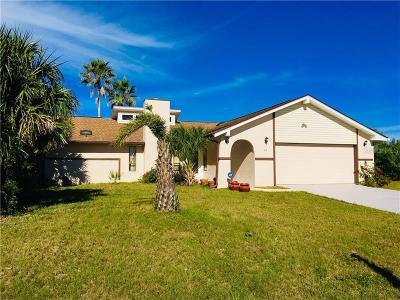 Ormond Beach Single Family Home For Sale: 46 Sea Island Drive N
