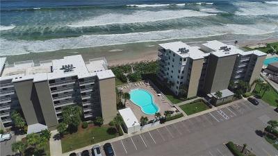 New Smyrna Beach, Daytona Beach, Cocoa Beach Condo For Sale: 5303 S Atlantic Avenue #16