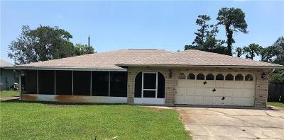 New Smyrna Beach Single Family Home For Sale: 2509 Milton Avenue