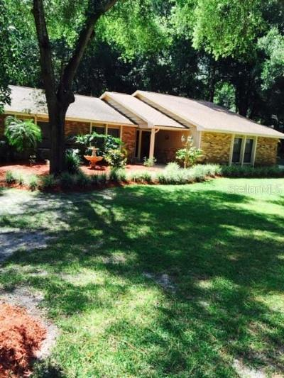 Deland Single Family Home For Sale