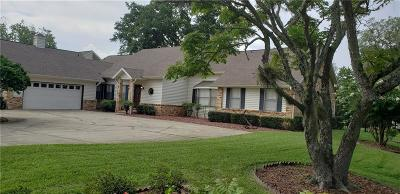 Single Family Home For Sale: 1610 Yellow Brick Road