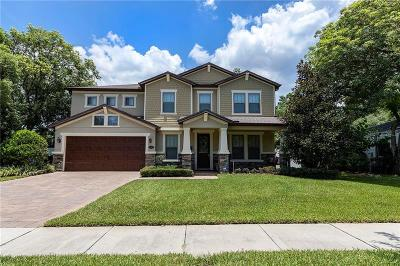 Orlando, Orlando (edgewood), Orlando`, Oviedo, Winter Park Single Family Home For Sale: 1101 W New Hampshire Street